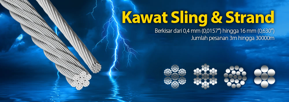 Kawat Sling & Unting